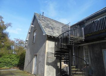 Thumbnail 2 bed flat to rent in Langbank, Port Glasgow