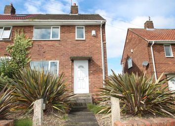 Thumbnail 2 bed semi-detached house to rent in Laverick, Gateshead