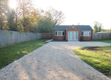Thumbnail 3 bed detached bungalow for sale in Wood Lane, Earlswood, Solihull