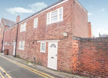 Thumbnail 2 bed semi-detached house for sale in Mill Lane, Lincoln