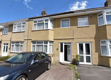 Thumbnail 3 bed terraced house for sale in Walsh Avenue, Hengrove, Bristol