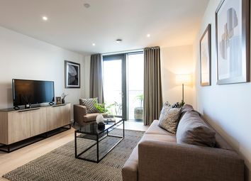 Thumbnail 2 bed flat for sale in Goodwin Street, London