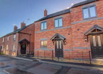 Thumbnail 3 bed semi-detached house for sale in Ashbrook Lane, Abbots Bromley, Rugeley