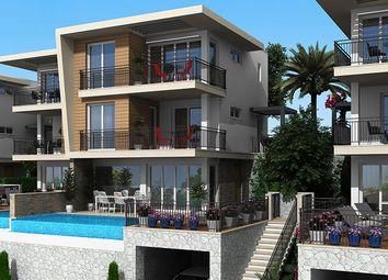 Thumbnail 4 bed link-detached house for sale in Güvercinlik, Bodrum, Aydın, Aegean, Turkey