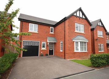 Thumbnail 4 bed detached house for sale in Oaks Close, Aston, Nantwich