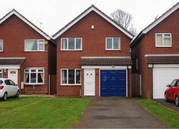 Thumbnail 3 bedroom detached house for sale in Manfield Avenue, Coventry