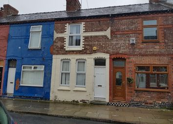 Thumbnail 2 bed terraced house to rent in Dewsbury Road, Anfield, Liverpool, Merseyside