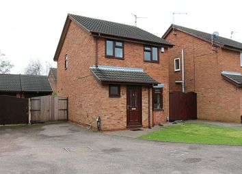 Thumbnail 3 bed detached house for sale in Uldale Way, Gunthorpe, Peterborough