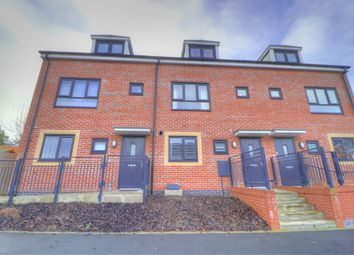Thumbnail 3 bed town house for sale in May Hill Close, Accrington