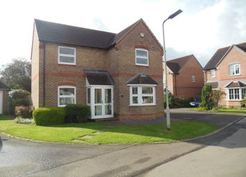 Thumbnail 3 bed detached house to rent in Naseby Rise, Newbury