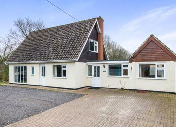 Thumbnail 3 bedroom bungalow for sale in Shropham, Attleborough, Norfolk
