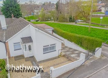 3 bed semi-detached bungalow for sale in Richmond Close, Pontnewydd Village, Cwmbran NP44