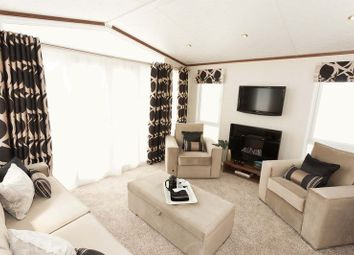 Thumbnail 2 bed mobile/park home for sale in Tallington Road, Barholm, Stamford