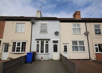 Thumbnail 2 bed terraced house to rent in Hill Street, Burton-On-Trent