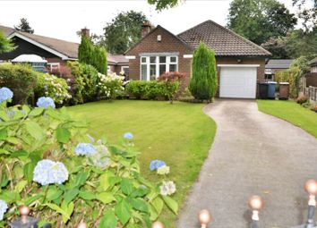 Thumbnail 2 bed detached bungalow to rent in Westminster Road, Eccles, Manchester