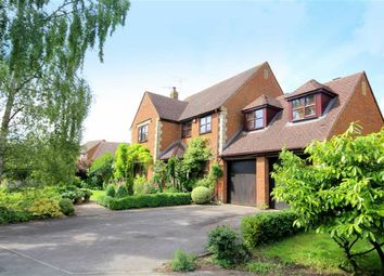 Thumbnail 5 bed detached house for sale in Huntsland, Royal Wootton Bassett, Wiltshire