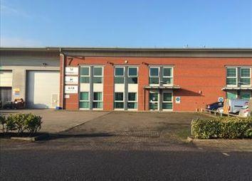 Thumbnail Light industrial to let in Unit 7, Network Park, Saltley, Birmingham