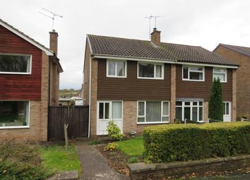 Thumbnail 3 bed semi-detached house for sale in Kingsmuir Road, Mickleover, Derby