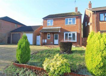 Thumbnail 3 bedroom detached house to rent in Broxbourne Close, Giffard Park, Milton Keynes