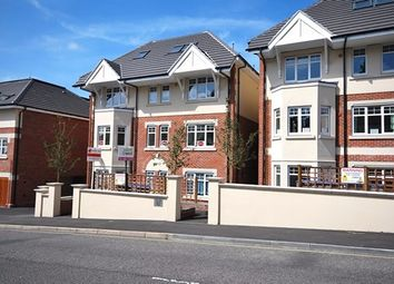 Thumbnail 1 bed flat to rent in Cobbett Road, Bitterne, Southampton