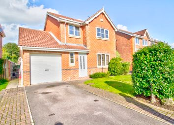 Thumbnail 3 bed detached house for sale in Holyrood Drive, York