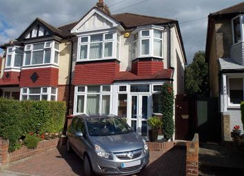 Thumbnail 3 bed semi-detached house for sale in Wilson Avenue, Rochester