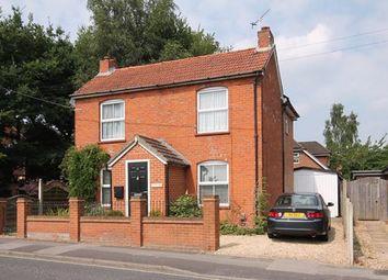 Thumbnail 3 bed detached house for sale in Sandy Lane, Farnborough