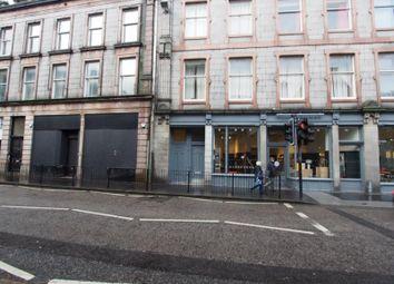 Thumbnail 1 bed flat to rent in Schoolhill, Aberdeen
