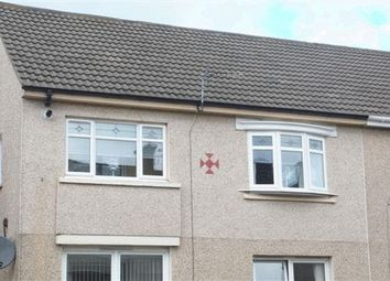 Thumbnail 1 bedroom flat for sale in Aitchison Street, Airdrie