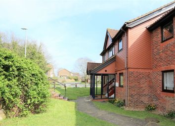 Thumbnail 1 bed flat to rent in Hawthorn Court, Black Path, Polegate, East Sussex
