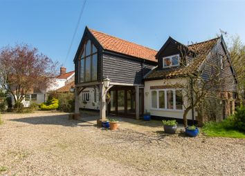 Thumbnail 8 bed property for sale in Guiltcross, East Harling, Norwich