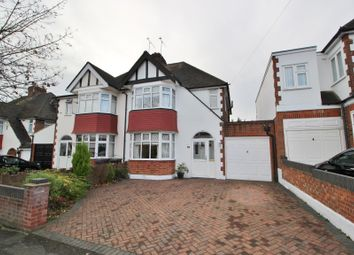 Thumbnail 3 bed semi-detached house for sale in Harwater Drive, Loughton