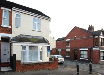 Thumbnail 3 bedroom terraced house for sale in Dartmouth Street, Burslem, Stoke-On-Trent