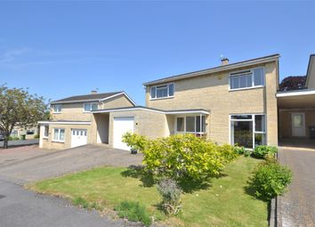 Thumbnail 4 bed detached house for sale in Castle Gardens, Bath, Somerset