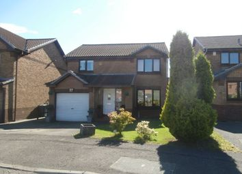 Thumbnail 3 bed detached house for sale in Cathkin Crescent, Carrickstone, Cumbernauld