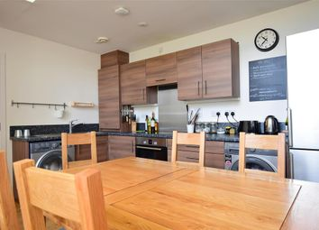 Thumbnail 2 bed flat for sale in Clock House Rise, Coxheath, Maidstone, Kent