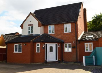 Thumbnail 4 bedroom detached house for sale in Gascoigne, Werrington