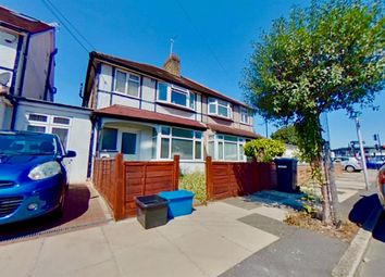 Thumbnail 4 bed semi-detached house to rent in Russell Road, Twickenham