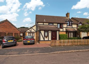 Thumbnail 4 bed detached house for sale in Newton Road, Sawtry, Huntingdon