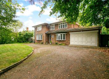 Thumbnail 4 bed detached house for sale in Pantings Lane, Highclere, Newbury, Berkshire