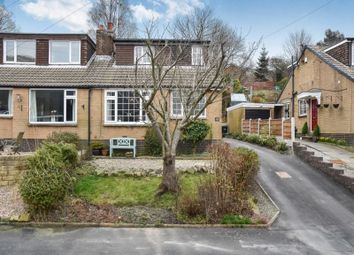 Thumbnail 3 bed semi-detached house for sale in Keswick Close, Todmorden