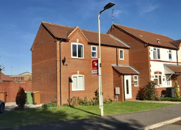 Thumbnail 3 bed end terrace house for sale in Riverside Walk, Asfordby, Melton Mowbray