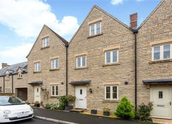 Thumbnail 3 bed terraced house for sale in Moss Way, Cirencester, Gloucestershire