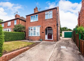 Thumbnail 3 bed detached house for sale in North Street, Nafferton, Driffield