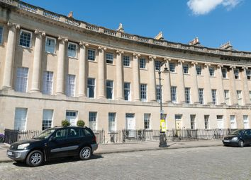 Thumbnail 3 bedroom flat to rent in Royal Crescent, Bath