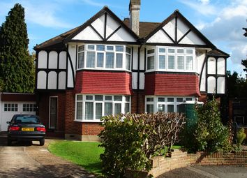 Thumbnail 3 bed semi-detached house to rent in Austyn Gardens, Berrylands, Surbiton