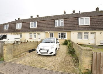 Thumbnail 2 bed terraced house for sale in Queens Drive, Bath, Somerset