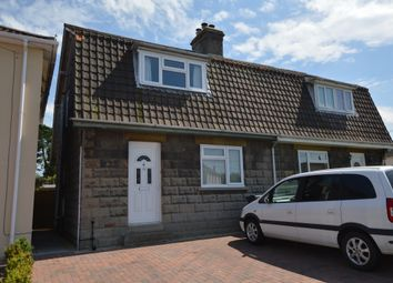 Thumbnail 2 bed semi-detached house for sale in Craybourne Road, Melksham