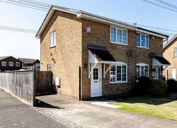 Thumbnail 2 bed semi-detached house for sale in Eskdale Close, Yarm, North Yorkshire