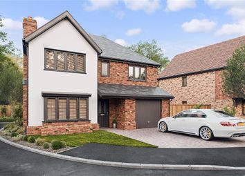Thumbnail 4 bed detached house for sale in High Street, Newington, Sittingbourne, Kent